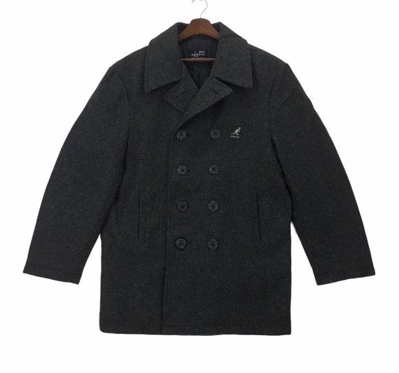 Vintage Kangol Duffle Coat