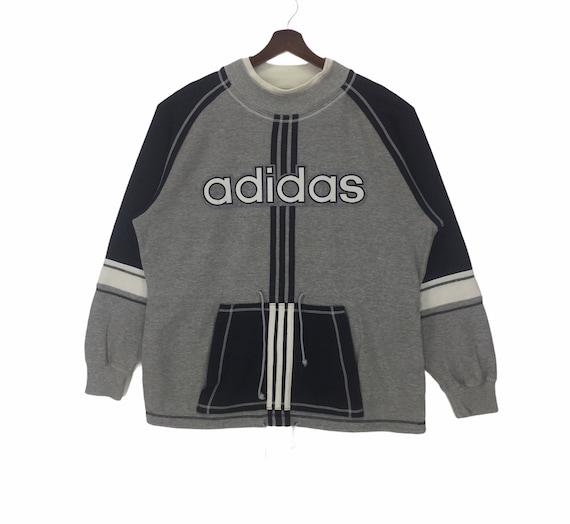 Vintage 90's Adidas Original Crewneck Sweatshirt