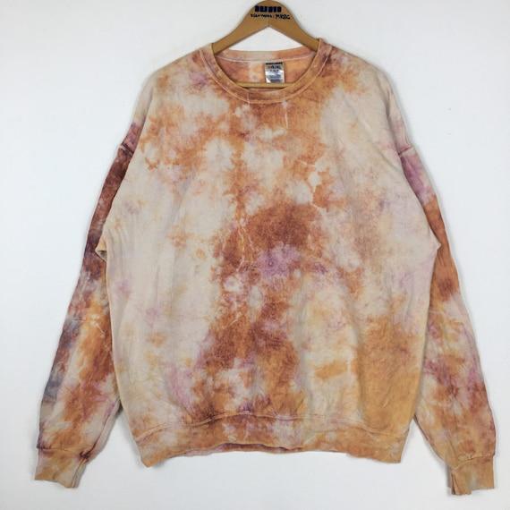 Vintage Tie Dye Sweatshirt