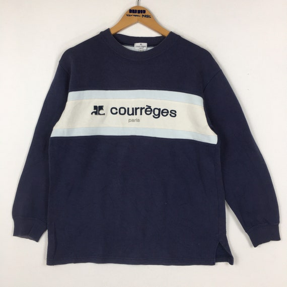 Courreges Paris Sweatshirt