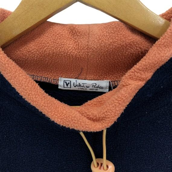 Vintage Valentino Rudy Fleece Sweatshirt - image 5