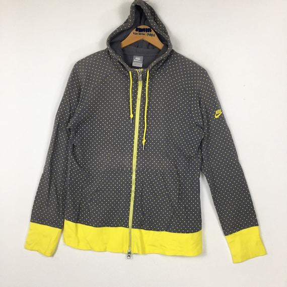 Authentic Nike Polka Dots Hoodie Sweatshirt