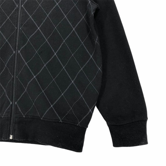 Vintage Gianni Valentino Sweater Track Jacket - image 6