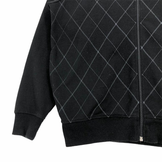 Vintage Gianni Valentino Sweater Track Jacket - image 9