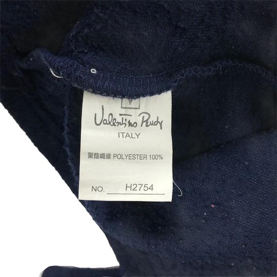 Vintage Valentino Rudy Fleece Sweatshirt - image 2