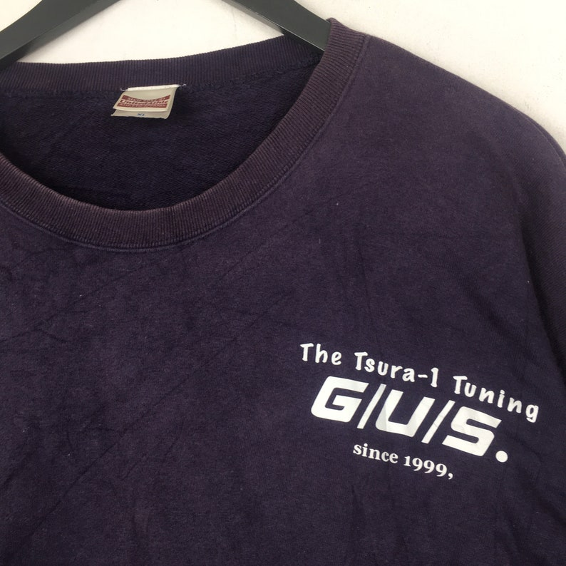 Vintage The Tsura-1 Tuning GUS Sweatshirt