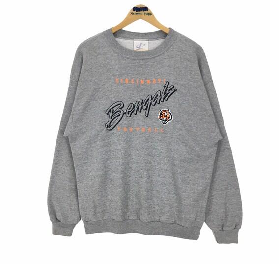 Vintage NFL Cincinnati Bengals Crewneck Sweatshirt