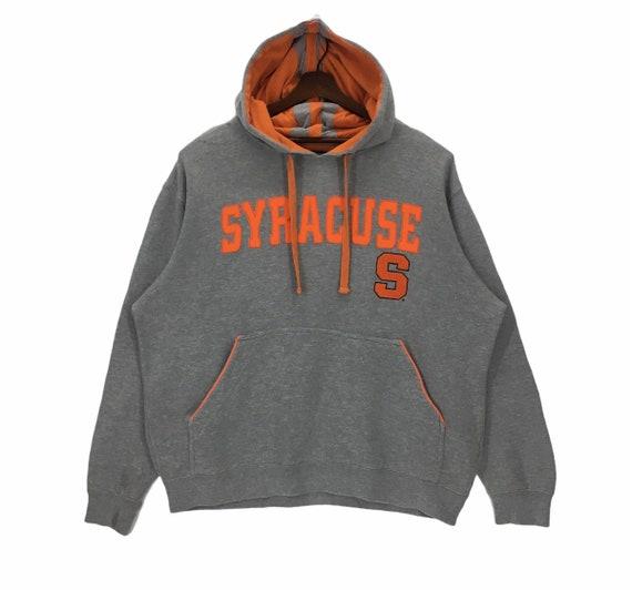Vintage Syracuse Orange Football Hoodie