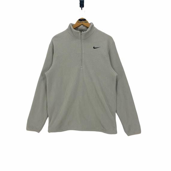 Vintage Nike Golf Swoosh Fleece Sweatshirt