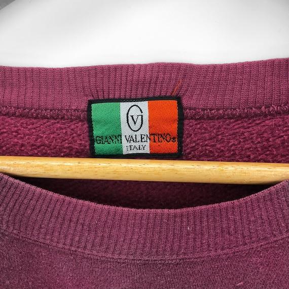 Vintage Gianni Valentino Crewneck Sweatshirt - image 2