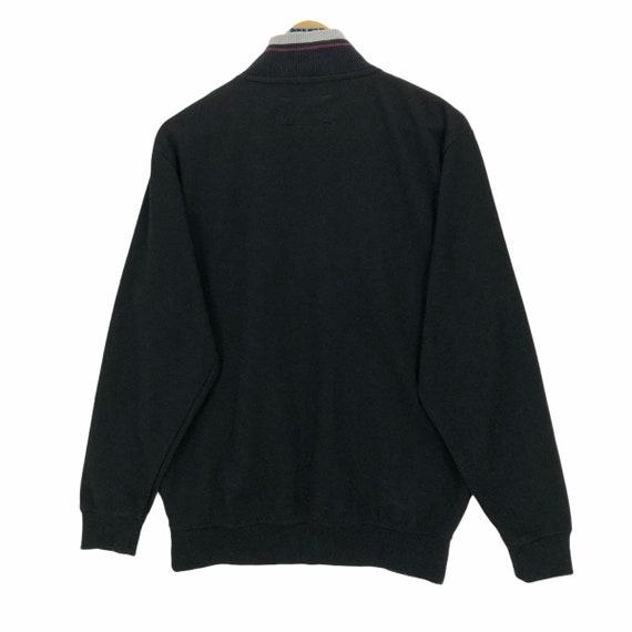 Vintage Gianni Valentino Sweater Track Jacket - image 7