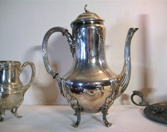Louis XVI- style coffee pot
