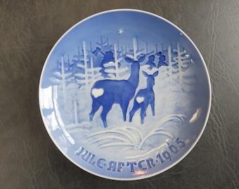 1965 Bing & Grondahl Christmas Plate