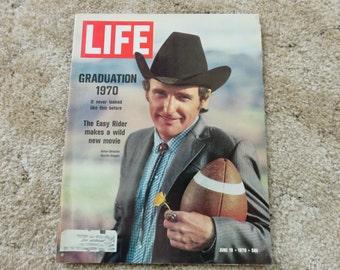 LIFE Magazine June 19, 1970 Actor-Director Dennis Hopper