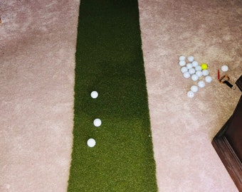 Practicd putting mat