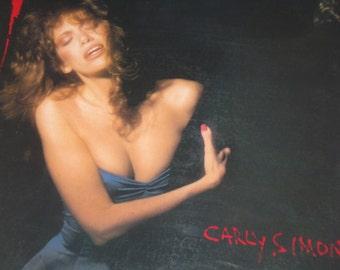 Carly Simon Torch vintage vinyl record, classic rock album, Carly Simon record, soft rock vinyl