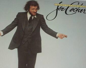 Joe Cocker Luxury You Can Afford vinyl record, Classic Rock vinyl, Joe Cocker record album