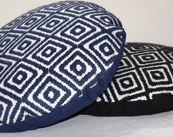 14 inch round pillow etsy