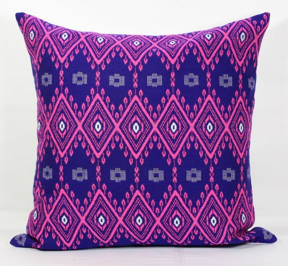 Purple Pillow Cover 40x40 Pillow Covers 40 X 40 Inch Pillow Etsy Beauteous 22 Inch Pillow Covers