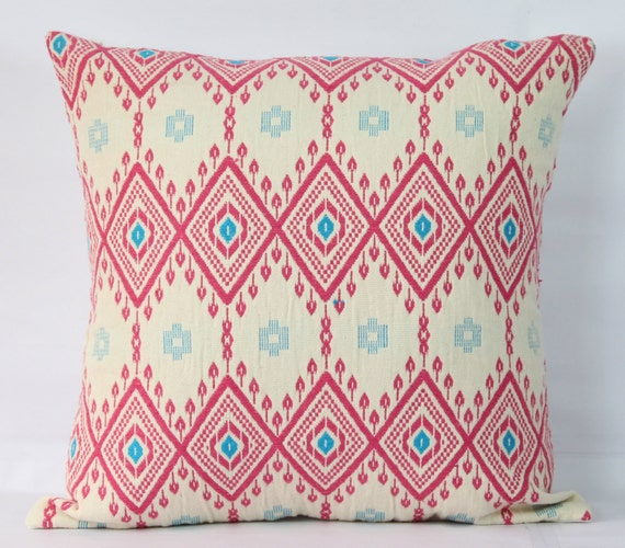 Delicieux Geometric Pink Throw Pillow 18x18 Pillow Covers 24x24 Sofa | Etsy