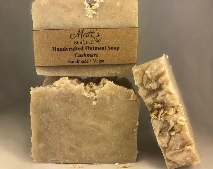 Oatmeal Cashmere Soap