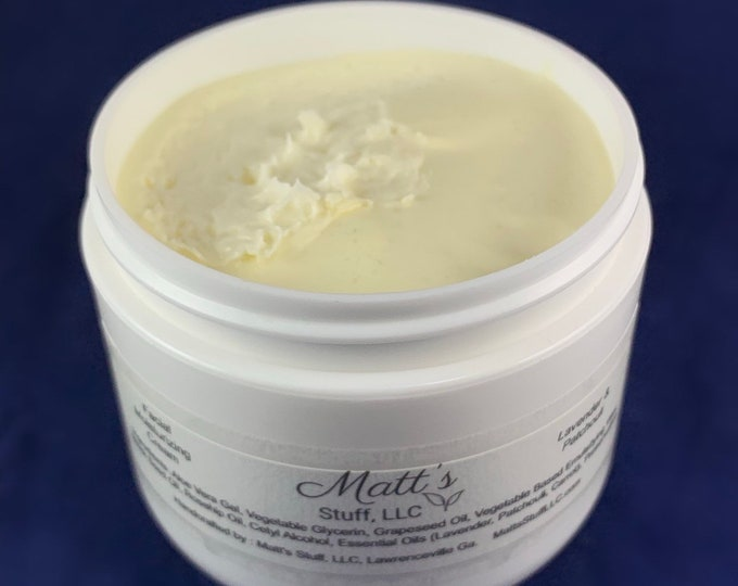 Featured listing image: Facial Moisturizer Lavender and Patchouli