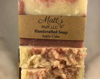 Apple cider Soap