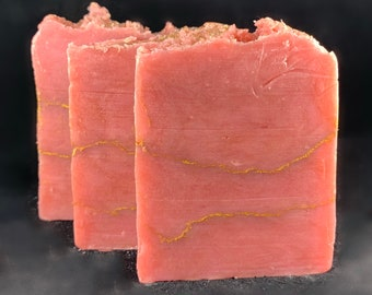 Handmade Artisan Soap Rose Gold