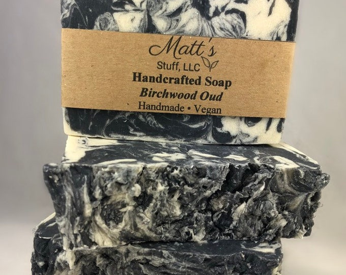 Birchwood Oud Soap