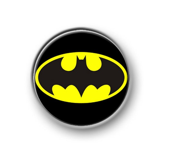BATMAN DARK KNIGHT Pinbacks Badge Button 25mm 1/'/' ...