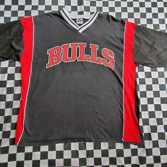 Rare 1990s Bulls Jersey T Shirt Size XL Magic John