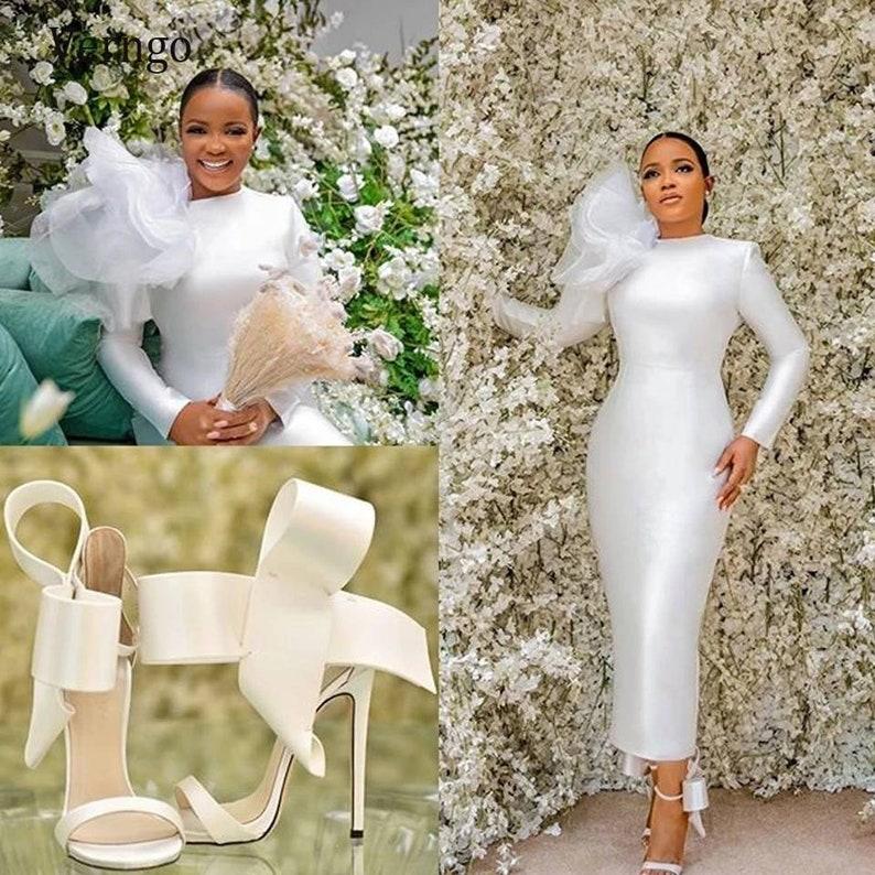 Joanna white dress