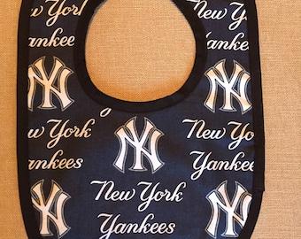 New York Yankees Baby Bib