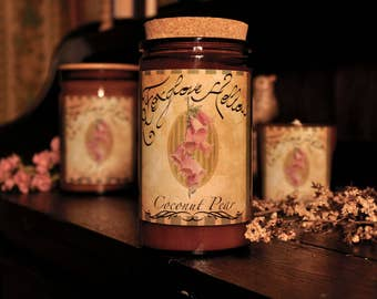 Scented Soy Candle 16 oz