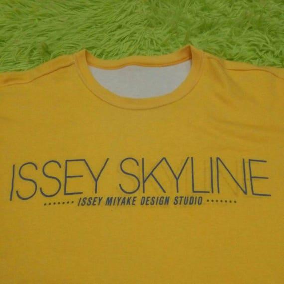 Issey Studio Miyake Shirt Issey Reversible T RARE By Skyline Design Vintage wAaqIIR