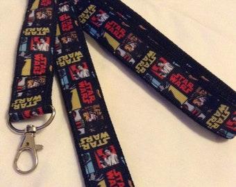 Star Wars themed leash or collar