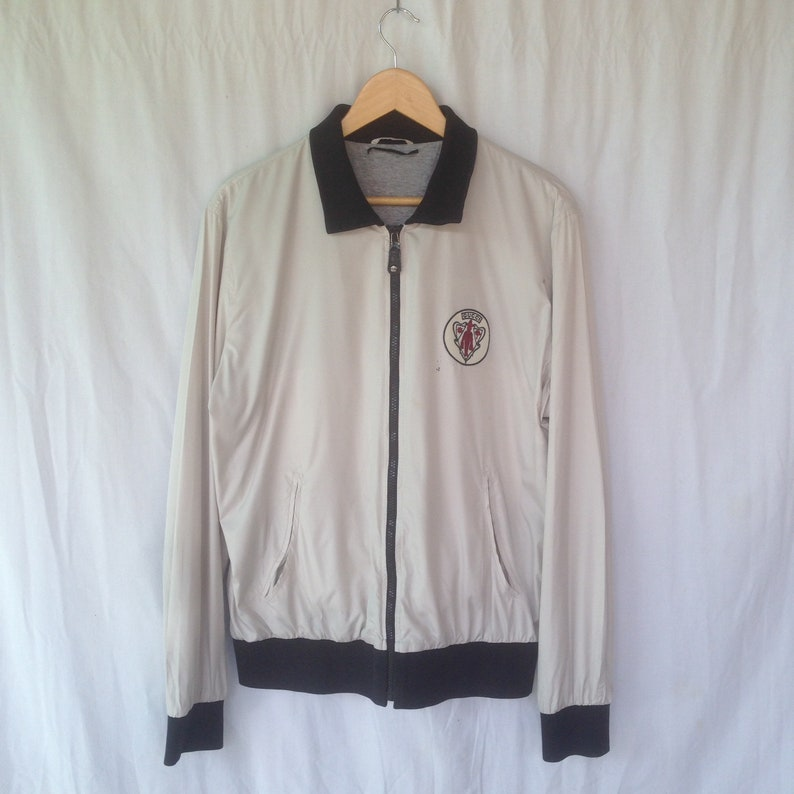 30e37671001 Gucci track top vintage gucci made in italy