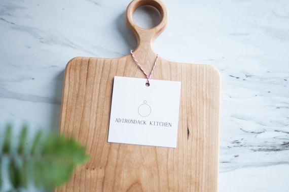 Farmhouse Wood Cutting Board/ Baguette Bread Board/ | Etsy