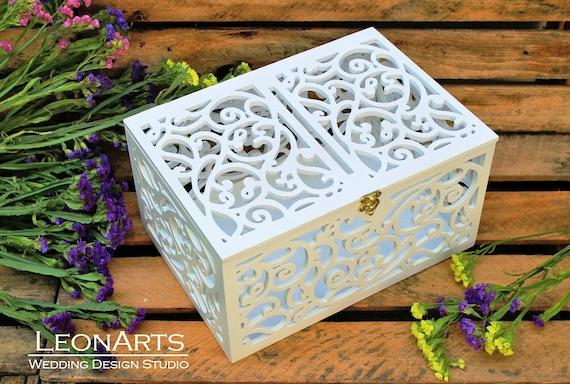 Wedding Card Box Wedding Gift Plywood Box Love Story Keepsake Etsy