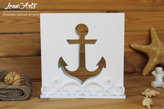 Anchor Wedding Sand Ceremony Frame-Unity shadow sand ceremony