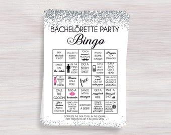 Bachelorette bingo game bachelorette party games hen party etsy bachelorette bingo game bachelorette party games hen party funny games gold bachelorette ideas bachelorette activity shower activities solutioingenieria Gallery