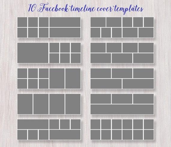 mega pack facebook timeline cover templates psd template etsy