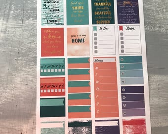 Family is... planner stickers