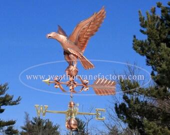 Copper Eagle Weathervane BH-WS-416