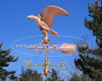Copper Eagle Weathervane BH-WS-435