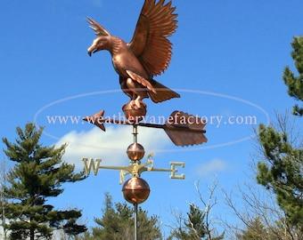 Copper Eagle Weathervane BH-WS-152
