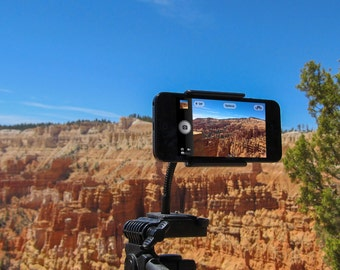 IN YOUR FACE tripod mount for smartphones