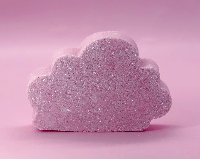 Pink Cloud Bath Bomb