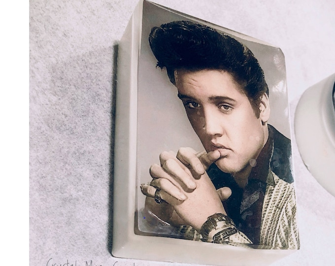 Elvis Custom Soap