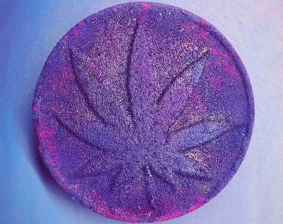 Galaxy Weed Bath Bomb